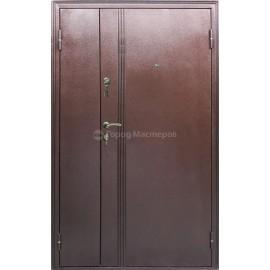 Входная дверь «Иртыш» двустворчатая