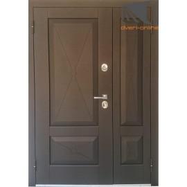Входная дверь Санто (двустворчатая)