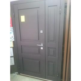 Входная дверь Санто 2 (двустворчатая)