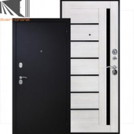 Входная дверь Аргус 90 (Белый Ясень)