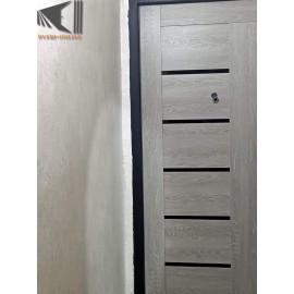Входная дверь Аргус 90 Т3 Грей
