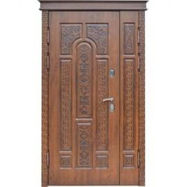 """Входная дверь""""Дверь Граф"""" двустворчатая"""