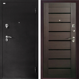 Входная дверь Лидер 1 три притвора