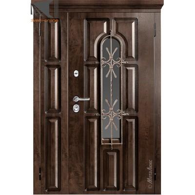 Входная дверь М 860 Кардинал (две створки)