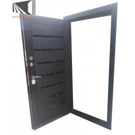 Входная дверь Аризона 220 T 3 Мокко