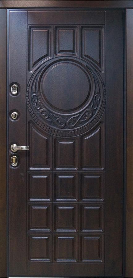 Входная дверь Aplot, внутненяя сторона