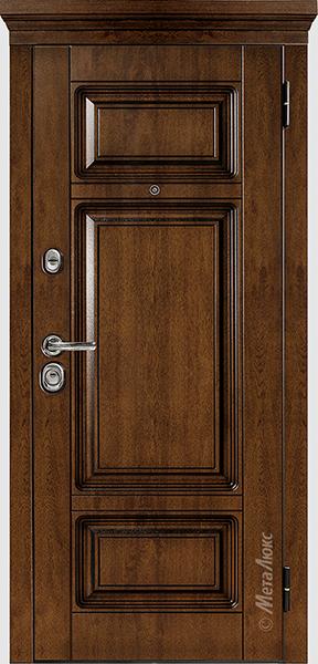 Входная дверь Treviso, внешняя сторона